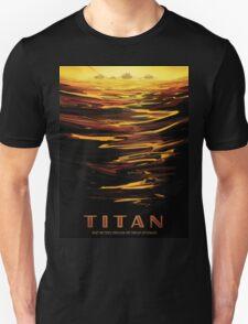 Titan: Ride the Tides Unisex T-Shirt
