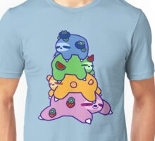 Fruit Sloth Stack Unisex T-Shirt