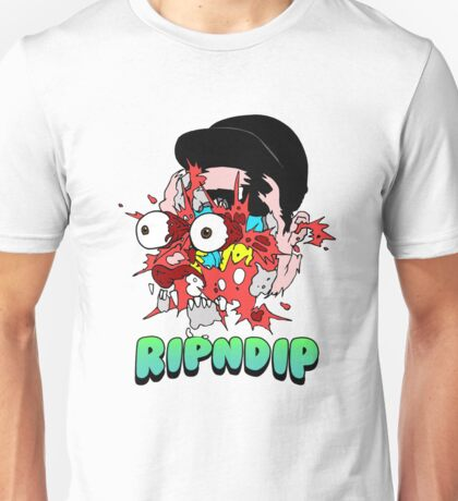 Getter 'Rip N Dip' Remixes | White Unisex T-Shirt