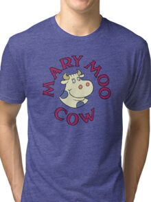 moo to you Tri-blend T-Shirt