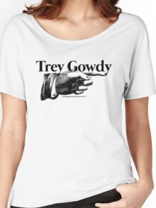 Trey Gowdy - Limiting Government  Women's Relaxed Fit T-Shirt
