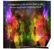 Kids will Fight Poster