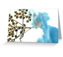 Arctic Brush Greeting Card