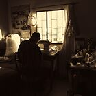 The sewing room by Maria  Gonzalez