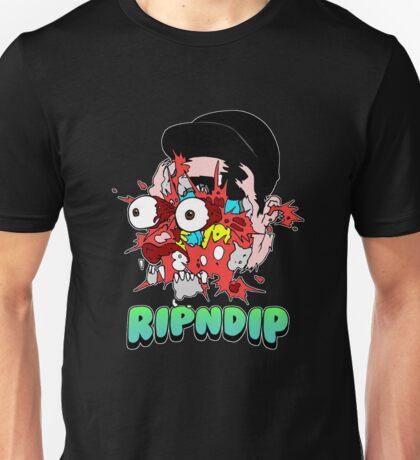 Getter 'Rip N Dip' Remixes | Black Unisex T-Shirt