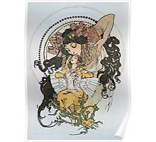 Alphonse Mucha - Ilsee Princesse De Tripoli 2 Poster