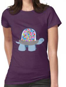 Gumball Machine Tortoise Womens Fitted T-Shirt