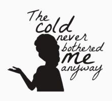 The Cold Never Bothered Me II by Toovalu