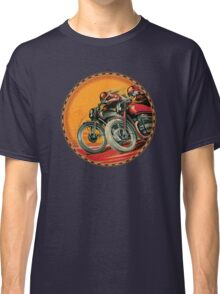 Vintage Motorcycle Racers Classic T-Shirt