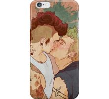 Bees & Roses iPhone Case/Skin