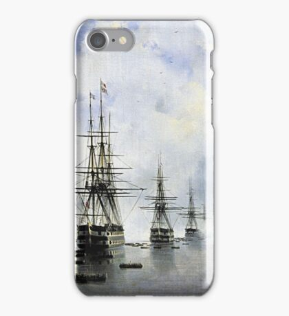 Aivasovsky Ivan - Subashi Desant iPhone Case/Skin
