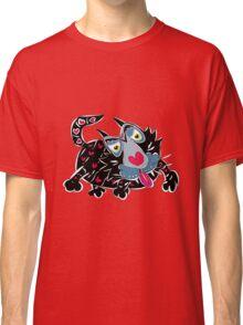 CrazyCat Classic T-Shirt