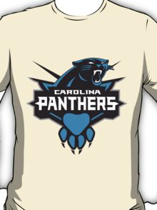 Carolina Panther Mod T-Shirt