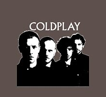 Coldplay Black and White 2 Long Sleeve T-Shirt