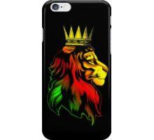Rasta Lion. iPhone Case/Skin
