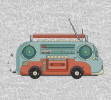 The Music Bus Kids Tee