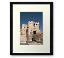 Citadel of Alepo Framed Print