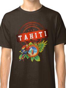 TAHITI Cool Beach Classic T-Shirt