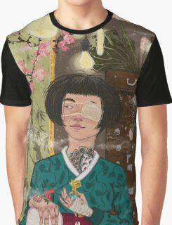 Cute Tough Graphic T-Shirt