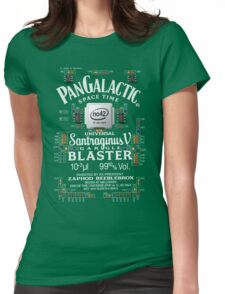 Pan Galactic Gargle Blaster - Circuit Board Womens Fitted T-Shirt
