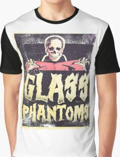 Glass Phantoms - Retro Undead Graphic T-Shirt