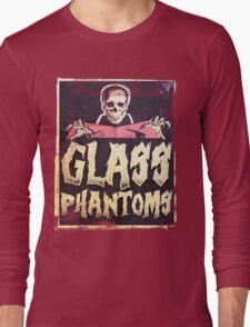Glass Phantoms - Retro Undead Long Sleeve T-Shirt