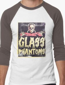 Glass Phantoms - Retro Undead Men's Baseball ¾ T-Shirt