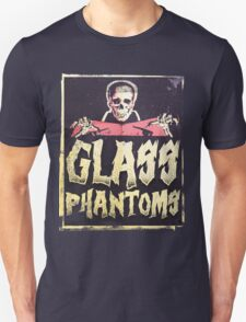 Glass Phantoms - Retro Undead Unisex T-Shirt