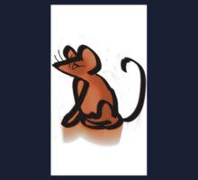 Smol Cute Mouse Kids Tee