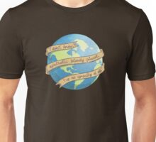APATHETIC BLOODY PLANET Unisex T-Shirt