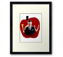 Moriarty iou Framed Print