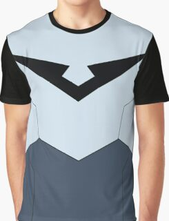 Shiro Voltron Paladin Uniform (Without Belt) Graphic T-Shirt