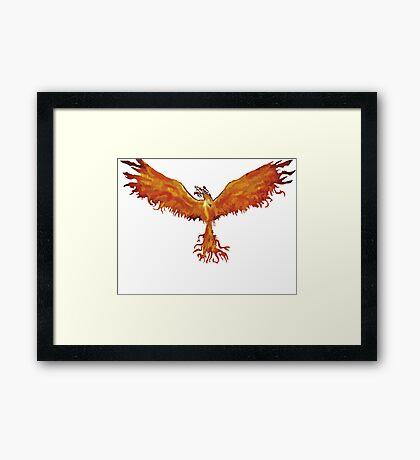 Phoenix Team Framed Print