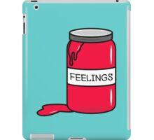 Feelings in Jar iPad Case/Skin