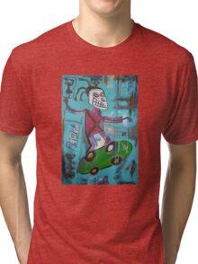 untitled (skater) Tri-blend T-Shirt