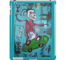 untitled (skater) iPad Case/Skin
