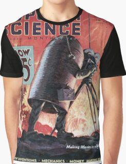 Popular Science Graphic T-Shirt