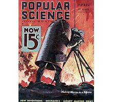 Popular Science Photographic Print