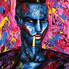 Grace Jones 8 by amoxes