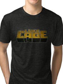 Luke Cage Tri-blend T-Shirt
