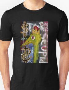 Untitled (stork stupid) Unisex T-Shirt