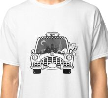 New York Taxi Driver Classic T-Shirt
