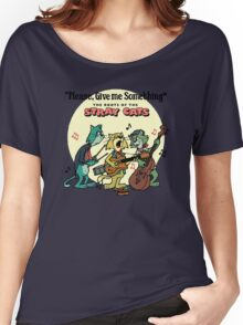 THE ROOTS OF THE STARY CATS Women's Relaxed Fit T-Shirt