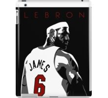 King James iPad Case/Skin