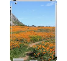 Wild flower walk iPad Case/Skin