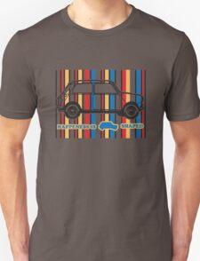 Happiness Is Mini shaped Unisex T-Shirt