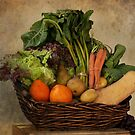 Vegetable Basket by CarolM