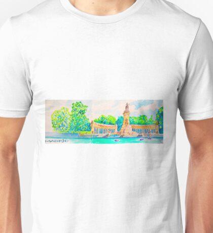 Madrid. Parque del Retiro. Unisex T-Shirt