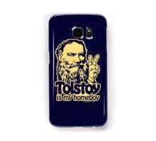 Tolstoy Is My Homeboy Samsung Galaxy Case/Skin