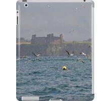 Tantallon Castle Scotland iPad Case/Skin